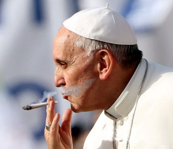 Pope Francis joint js
