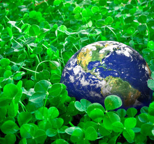 earth in clover