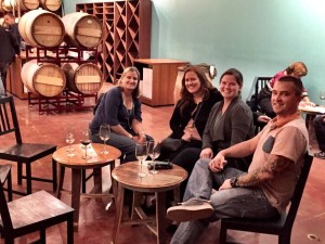 OB Winery GB grp sip