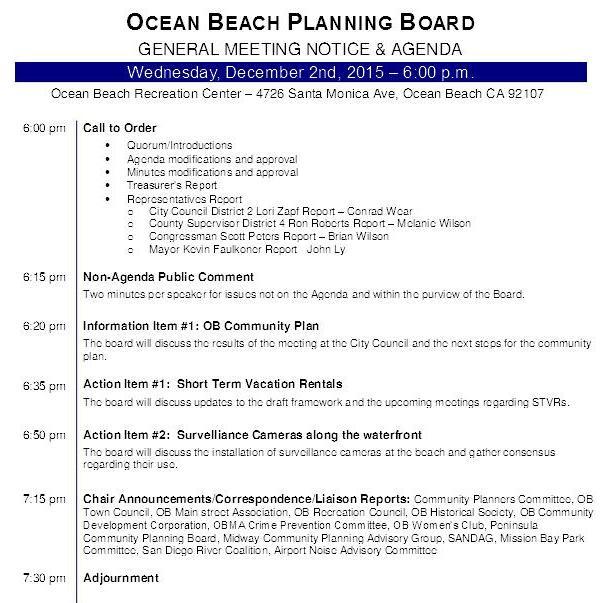 OBPB Agenda 12-2-15