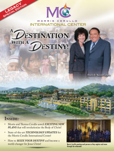 Morris Cerullo brochure MV