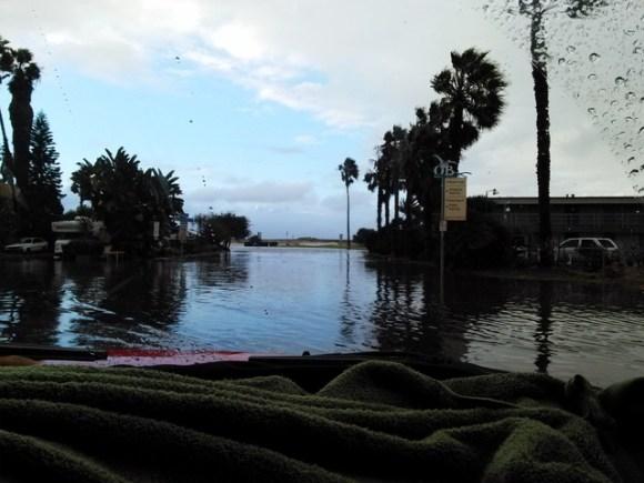 OB Flooded 1-5-16 dog beach