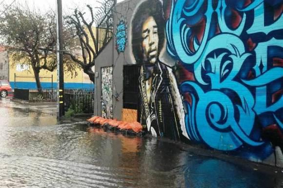 OB Flooded 1-6-16 Byron Winston