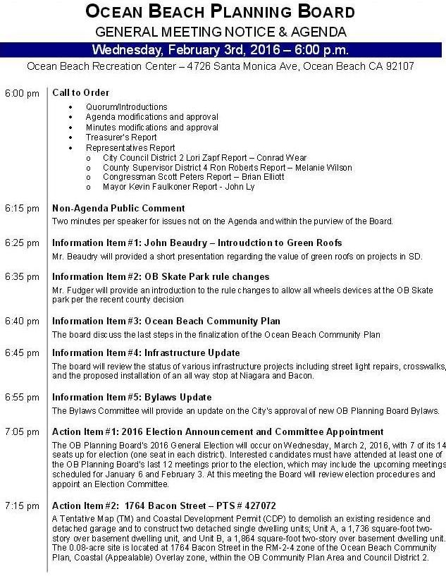 OBPB Agenda 2-3-16
