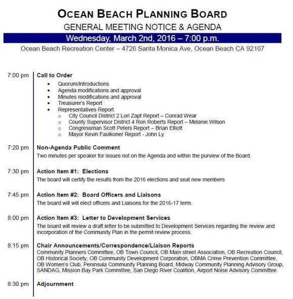 OBPB agenda 003-02-16