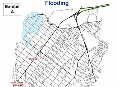 OBTC flooding map
