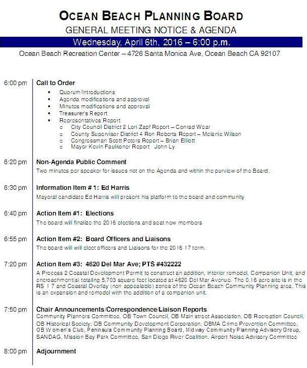 OBPB agenda 4-6-16