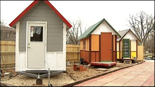 homeless tiny homes