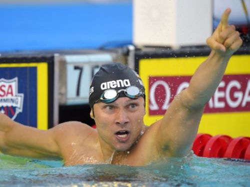 Cody Miller Olympic swimr