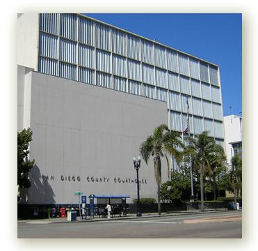 San Diego Courthouse