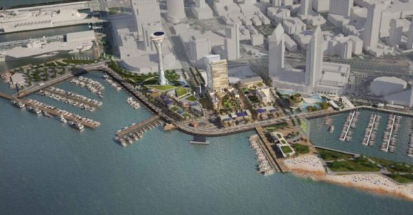 san diego waterfront proposal