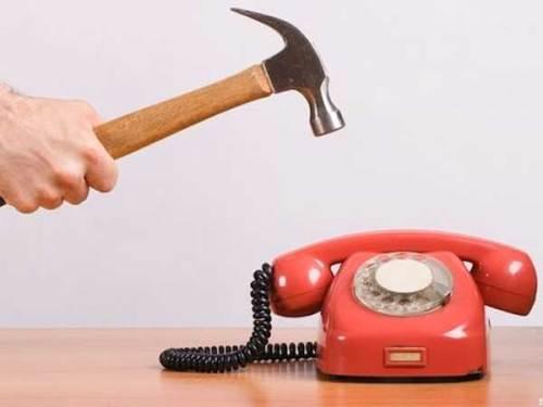robo-calls-hammer-phone
