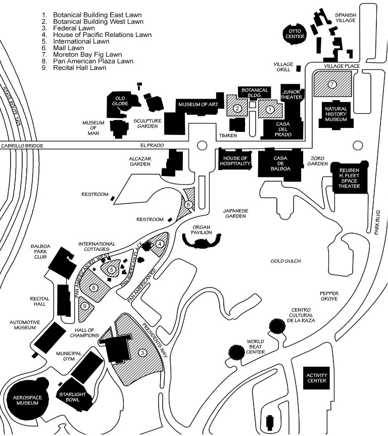 Balboa Park Map re alc-areas | OB Rag on rockridge map, carlsbad map, prado park lake map, la jolla cove map, vondelpark map, glen park ca map, seaworld map, huntington library map, old mission dam map, golden gate national recreation area map, north park map, mission trails regional park map, panama location on world map, carmel mountain ranch map, south park map, lake balboa map, san diego map, presidio park map, amelia earhart park map, petco park map,