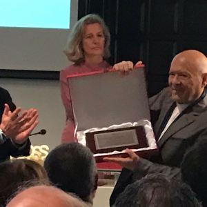 IV Gala de entrega de los premios de la Fundación Odontología Social