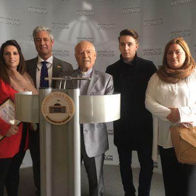 Nuevo reconocimiento a Obras Cristianas de Gibraleón en Ucrania por su labor con los niños de Chernóbil