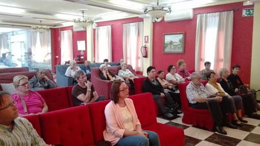 Encuentro formativo con familiares en Cristo Roto y Betsaida de Obras Cristianas