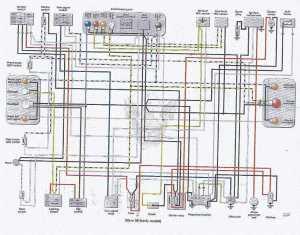 Schematy i instrukcje napraw motorowerów, motocykli  4