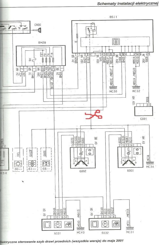 citroen ds suspension diagram
