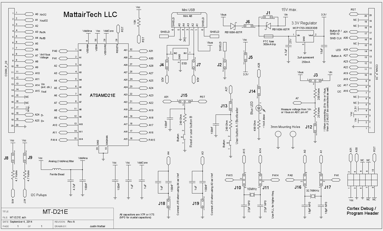 Mattairtech Mt D21e