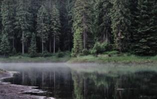 Jizerské hory - Blatný rybník