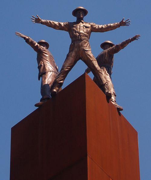 Památník hrdinům operace Anthropoid