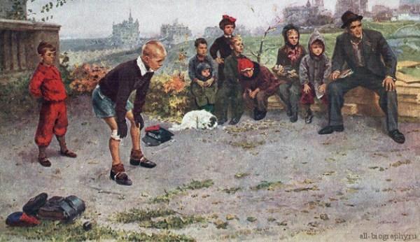 Сочинение по картине «Вратарь» Григорьев 7 класс, описание ...