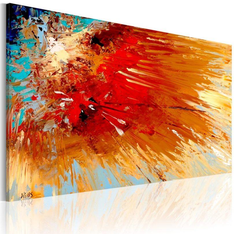 nowoczesne obrazy ręcznie malowane