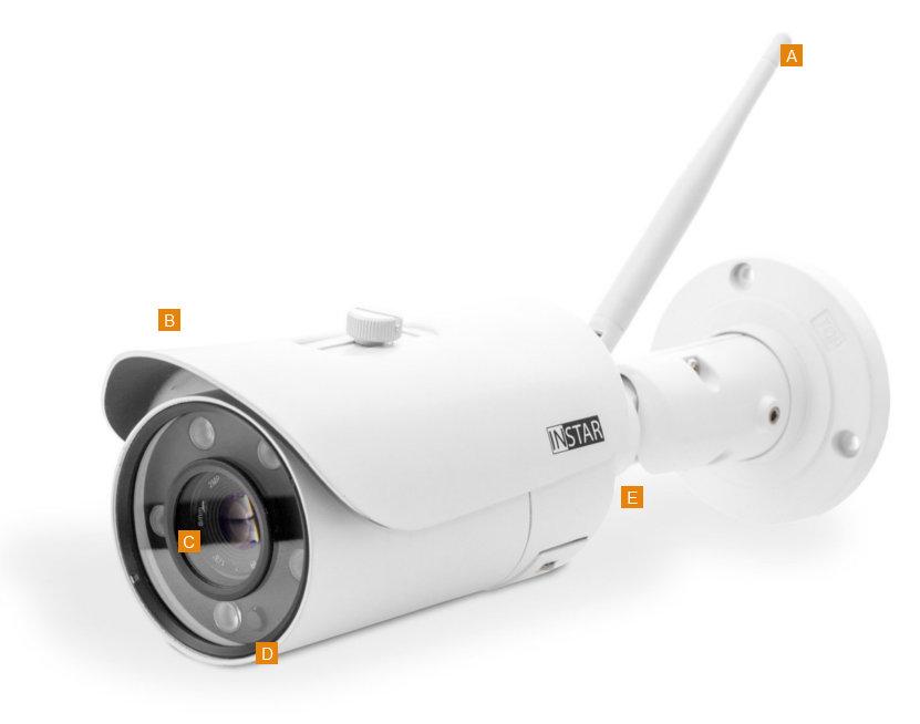 Überwachungskamera-zum-anfassen