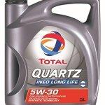 Total 181712 Quartz Ineo Long Life 5W-30