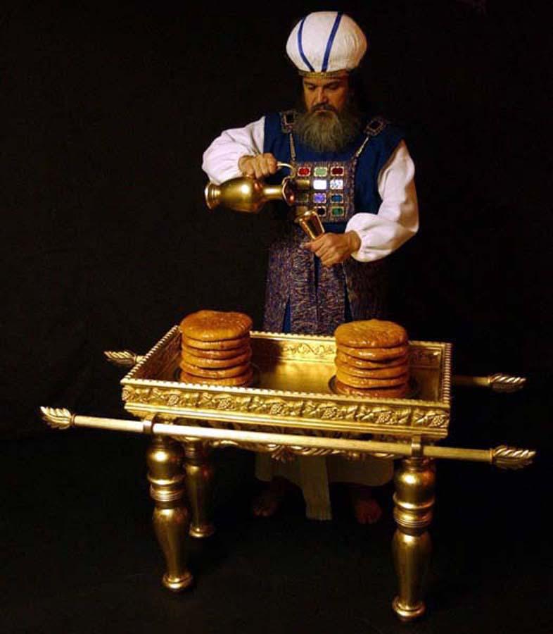 Kuvahaun tulos haulle tabernacle table of showbread