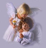 esta bien orar a los angeles