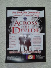 One Book One Community - Across the Divide