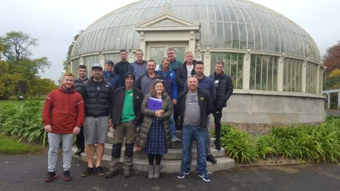 O'Briens link with Botanic Gardens to provide staff training