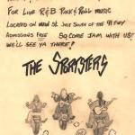 """Band in the Late 1980s_The Sportsters"""