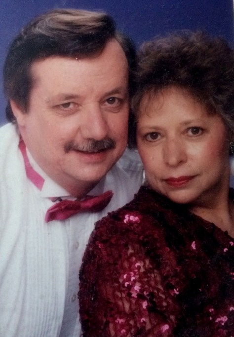mom and dad glamour shots
