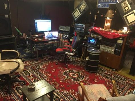 Crestline, California, The Jungle Studio