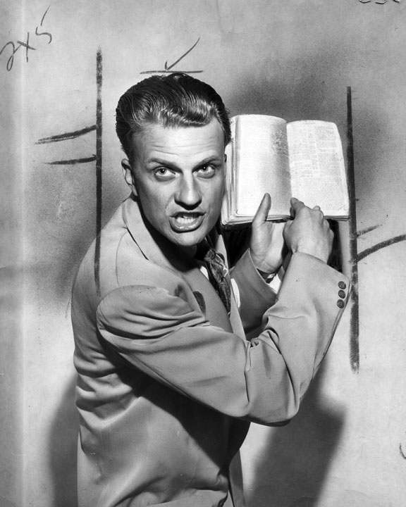 Billy Graham 1958