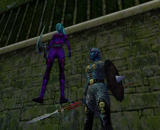 Dark Elf WTC Demolition Team