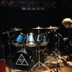 Live set-up