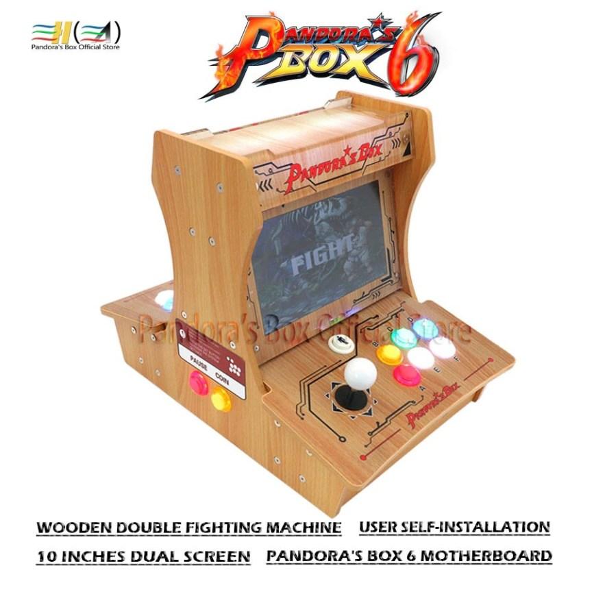 pandora's box 6 mini arcade