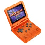The PowKiddy V90 Is A Clamshell PocketGo