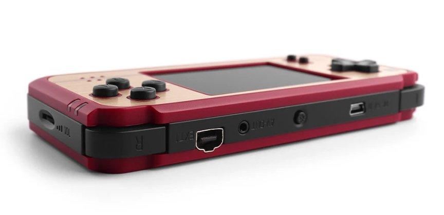 Revo K101+ Retro Gaming Handheld GBA Clone