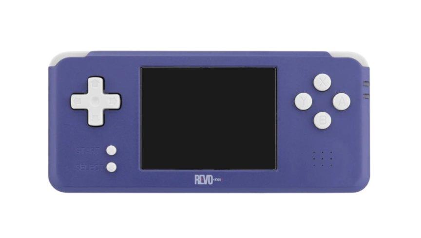 GBA hardware clone Revo K101+ Gaming handheld