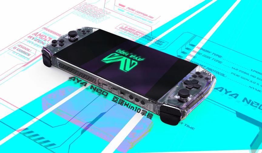 AYA NEO Windows Gaming Handheld