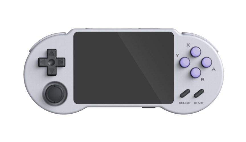 PocketGo S30 8BitDo Controller