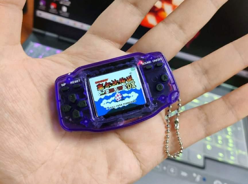 GBA Nano tiny handheld