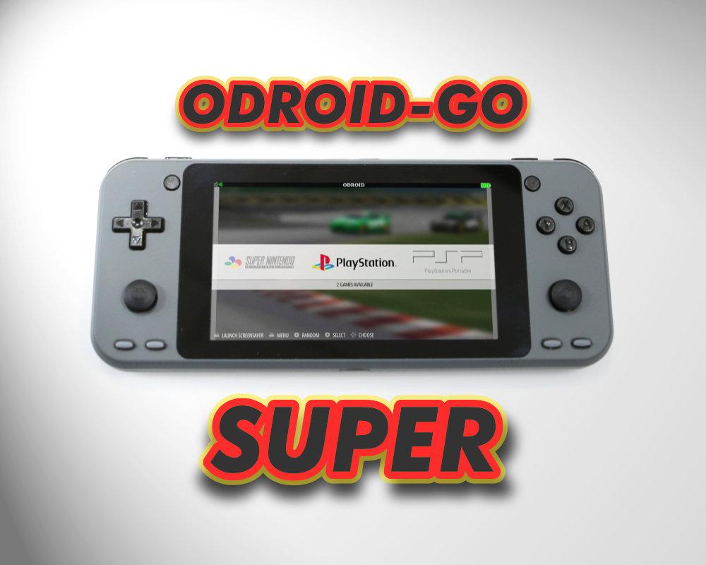 HardKernel OGS Odroid-Go Super