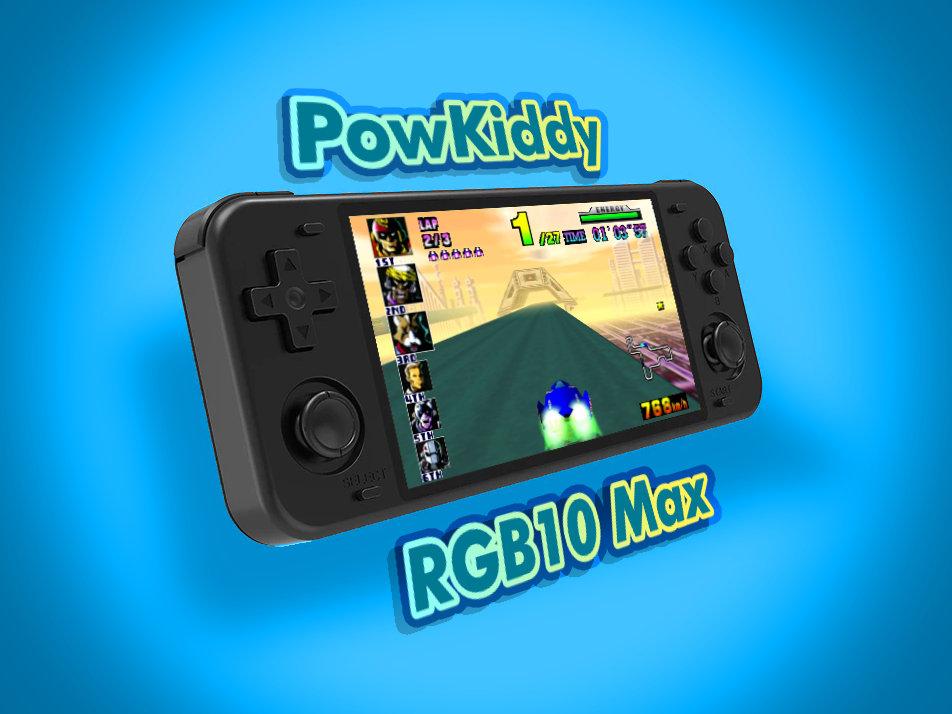 PowKiddy RGB10 Max