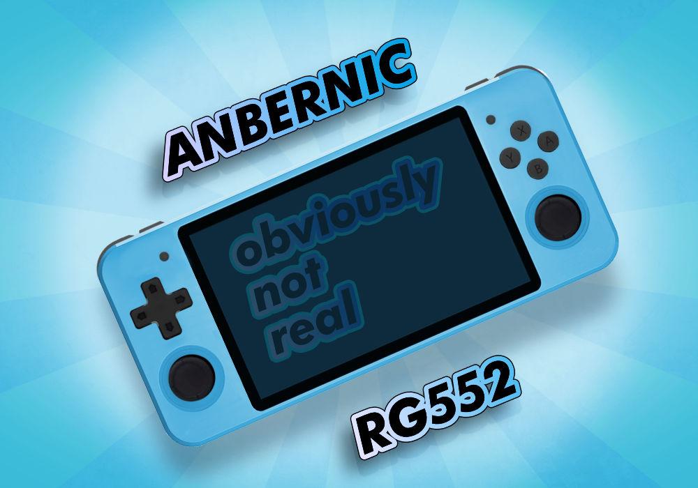 Anbernic RG552