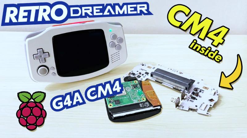 Retro Dreamer G4A